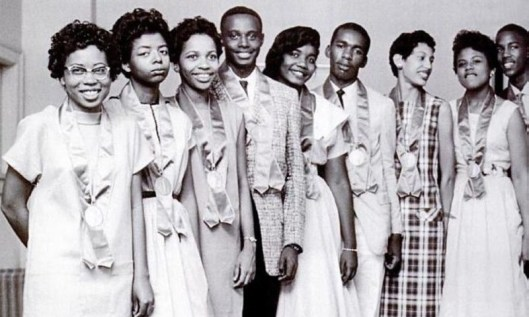 Arkansas Little Rock Nine